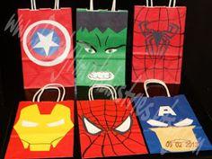 Más Chicos: 10 Ideas para festejar al mejor estilo Capitán América