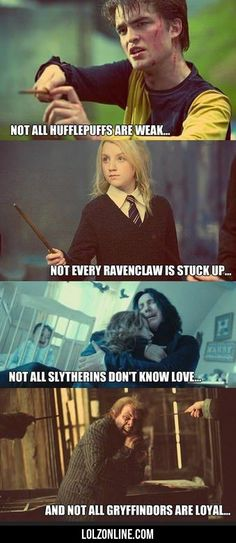 Harry Potter and its characters#funny #lol #lolzonline