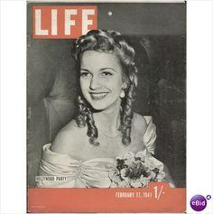 US MAGAZINE LIFE FEB 17 1941 Tilleys of Sheffield