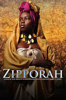 Zipporah by Icons Of The Bible