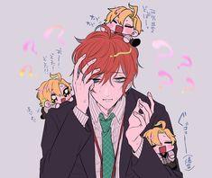 Boy Poses, Rap Battle, Manga Games, Figure It Out, Touken Ranbu, Character Design Inspiration, I Fall In Love, Anime Guys, Chibi