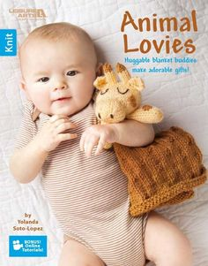 Knitting Patterns for Animal Lovies