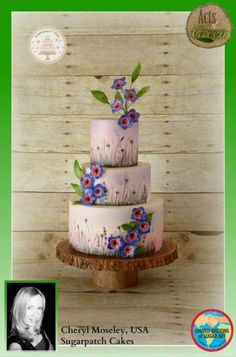 Acts of Green UNSA 2016 - Darling Wine Cup by Sugarpatch Cakes - http://cakesdecor.com/cakes/240548-acts-of-green-unsa-2016-darling-wine-cup