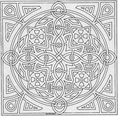 Art Mandala Coloring Pages