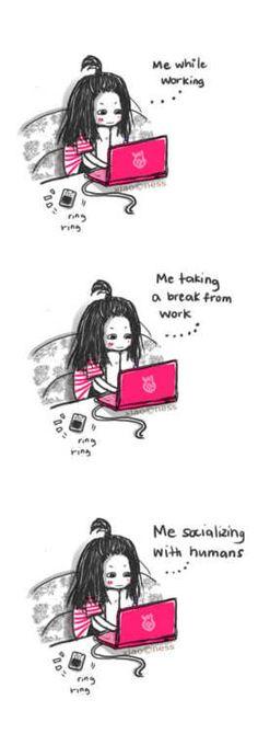 Life of a freelance translator.