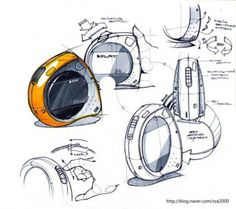 Cool Sketches, Drawing Sketches, Sketching, Sketch Design, Design Art, Presentation Techniques, Still Life Drawing, Industrial Design Sketch, Sketches Tutorial