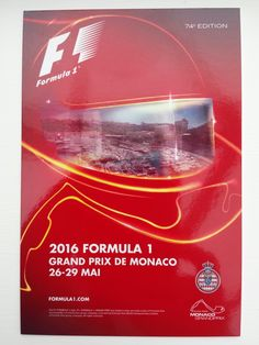 Monaco F1 Grand Prix 2016