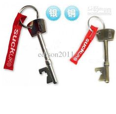 Wholesale Bottle Opener Brand New Suck UK key Bottle Opener Steel Keychain Ring Beer Cola Tools, Free shipping, $0.75-0.89/Piece | DHgate