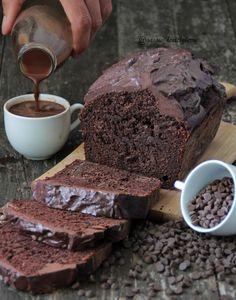 Triple chocolate cake (Flourless)
