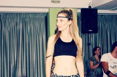 The Dance Club by Alimos: Our Dance Teachers  Amalia Vasilakopoulou  Zumba / Hip-Hop Instructor