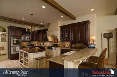 Kitchens | Morning Star Builders