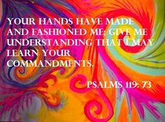 Psalms 119, christian tumblr, worship, Bible verses, Bible tumblr, Jesus, God, religion, Salvation, Love, Love of God.