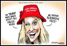 THE DICTATOR DONALD, Bill Day,Cagle Cartoons,Trump, Hitler
