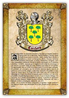apellido corchero / origen, historia y heráldica de los linajes y apellidos españoles e hispanoamericanos (ebook)-antonio tapia-cdlhf00013907