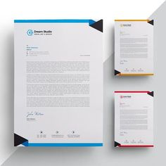 letterhead, template, design, business, identity, corporate, layout, stationery, stationary, vector, company, card, letter, abstract, brochure, set, cover, style, envelope, document, concept, paper, element, modern, folder