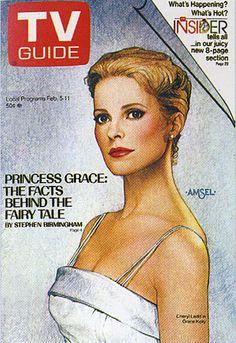 Richard Amsel's TV Guide Cover #25: Cheryl Ladd, February 5, 1983