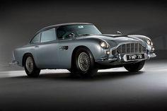 1964 Aston Martin DB5 - My #1 dream car!