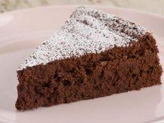 Pastel de chocolate francés apto celíacos
