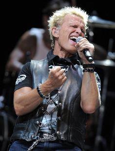 Billy Idol sets June 25 tour stop at HardRock