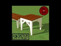 Chiefs Shop Sketch of the Day: Spectator Side Table