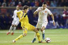 Anwar El Ghazi was afgelopen zaterdag één van de vier debutanten bij het Nederlands elftal in de wedstrijd tegen Kazachstan. De buitenspeler van Ajax had de keus om voor Nederland of voor Marokko uit te komen maar koos voor Nederland.