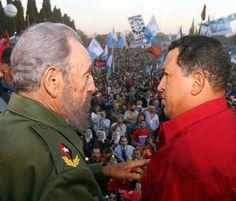 Fidel permaneció al lado de Chávez durante su larga convalecencia en Cuba tras una nueva operación contra el cáncer el 11 de diciembre, que precedió a su muerte.