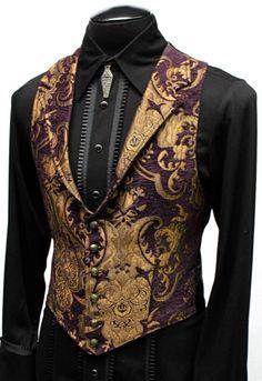 Suede Effect Mens Waistcoat Vest Gilet Navy Blue Matching Necktie Tie Option