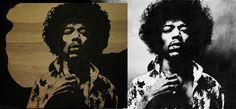 Hendrix. SOLD. KRACKERS inc.