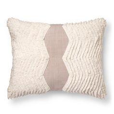 www.target.com p fringe-oblong-decorative-pillow-18-x18-gray-nate-berkus - A-50888589