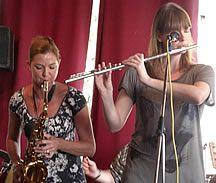 Dordogne Jazz Summer School SANDRA & DIEUWKE