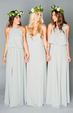 Bridesmaid Dress Long,Halter Bridesmaid Dress,Floor Length Prom Dress,A Line Bridesmaid Dress