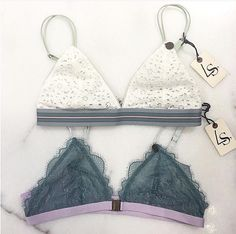 love at first sight | hazel & showgirl bralettes by #lovestories  available…