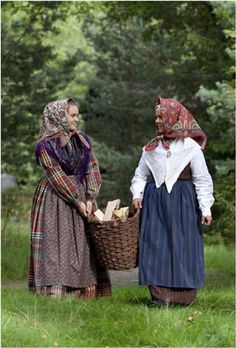 Scandinavian Folk Costume