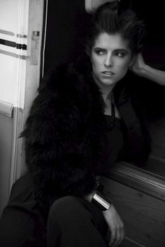 Anna Kendrick pictures and photos The Most Beautiful Girl, Gorgeous Women, Beautiful People, Anna Kendrick Pictures, Celebrity Crush, Celebrity Style, Anna Kendrik, Child Actresses, Celebs