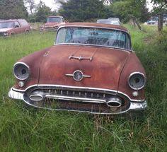 Oldsmobile Found Near Heber Springs, Arkansas. Tripper's Travels.