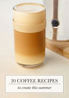 Experience everything the Nespresso Grand Cru's have to offer with these 20 coffee recipes to create this summer. Savor the classic flavors with an iced coffee drink or a traditional latte!