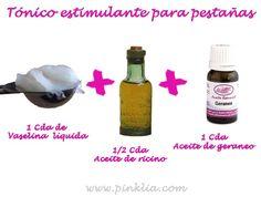 Productos naturales para cuidar y embellecer las pestañas http://wp.me/p1WwjW-1Tv
