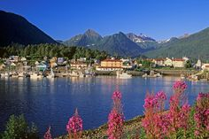 America's Best Small Towns To Visit In 2013, According To Smithsonian Magazine - Sitka, Ak