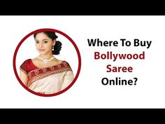 Where To Buy Bollywood Saree Online? - YouTube