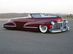 1946 Cadillac...Heavens they don't make them like this anymore. ..