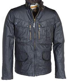 Dunstall Motorcycle Jacket