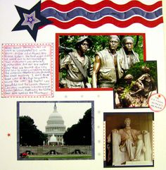 Washington, DC - LS - Scrapbook.com