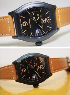 【楽天市場】フランスのYonger【ヨンガー&ブレッソン】XtreamT自動巻き腕時計/トノー型/正規代理店商品:加坪屋(かつぼや)