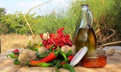Fratello & Sorella - Frans en Karin mailen over eten uit het Zuid- Italiaanse Puglia