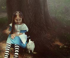 """""""Alice in Wonderland""""  md: Alice ph: Ksenia Alizabal"""