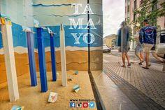 A ze beroa!! Y si en #TamayoPapeleria #Donostia #SanSebastian alargamos el horario de verano un poco más? Lunes > Viernes / Astelehenak > Ostiralak Mañana > 9:30 - 13:30 Tarde > 16:30 - 20:00 Sábados / Larunbatak Mañana > 10:00 - 13:30 Tarde > 17:00-20:00