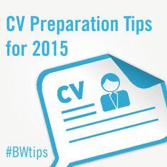 preparation of cv
