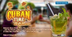 Cubano's Restaurant - Authentic Cuban Cuisine and Beyond