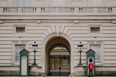 Buckingham Palace / London, England