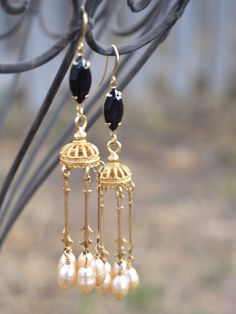 Pearl Ruby Earring - Buy Online Designer Jhumka Collection at ...